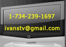 Tv Repair Michigan In Home Tv Repair Service Only